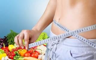 Фруктовая и овощная диета