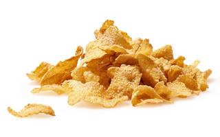 Хлопья кукурузные калорийность