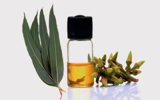 Эфирное масло от перхоти