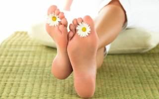 Шелушится кожа на ногах