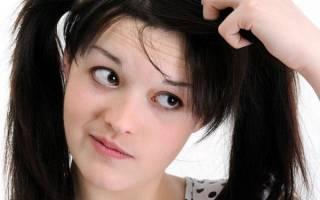 Шампунь от зуда кожи головы