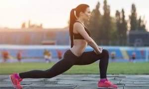 Упражнения в тренажерном зале для похудения ног