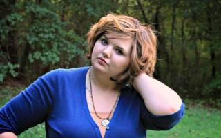 Стрижки на средние волосы для полных женщин