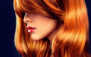 Цвет волос для бледной кожи