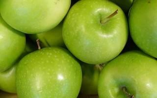 Яблоко гренни смит калорийность