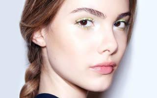 Этапы нанесения макияжа