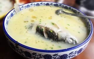 Суп рыбный калорийность
