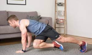 Упражнения для похудения дома для мужчин