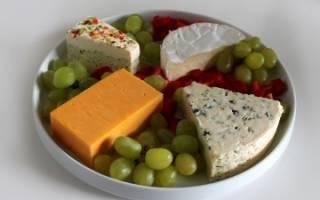 Сыр твердый калорийность